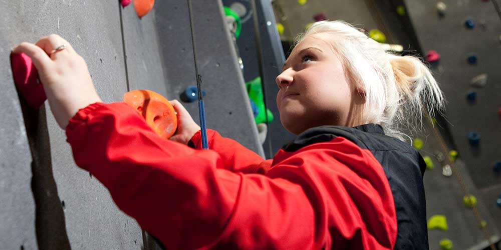 The Edge Indoor Climbing Centre